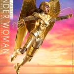 Hot Toys Wonder Woman 84 Golden Armor 008