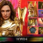 Hot Toys Wonder Woman 84 Golden Armor 013