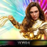 Hot Toys Wonder Woman 84 Golden Armor DX 001