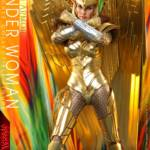 Hot Toys Wonder Woman 84 Golden Armor DX 002