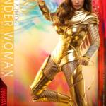 Hot Toys Wonder Woman 84 Golden Armor DX 005