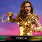 Hot Toys Wonder Woman 84 Golden Armor DX 006