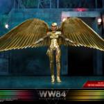 Hot Toys Wonder Woman 84 Golden Armor DX 011