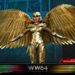 Hot Toys Wonder Woman 84 Golden Armor DX 014