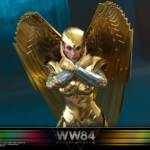 Hot Toys Wonder Woman 84 Golden Armor DX 015