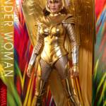 Hot Toys Wonder Woman 84 Golden Armor DX 018