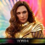 Hot Toys Wonder Woman 84 Golden Armor DX 020