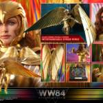 Hot Toys Wonder Woman 84 Golden Armor DX 021