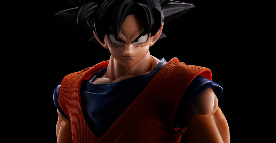 Imagination Works Goku Preview