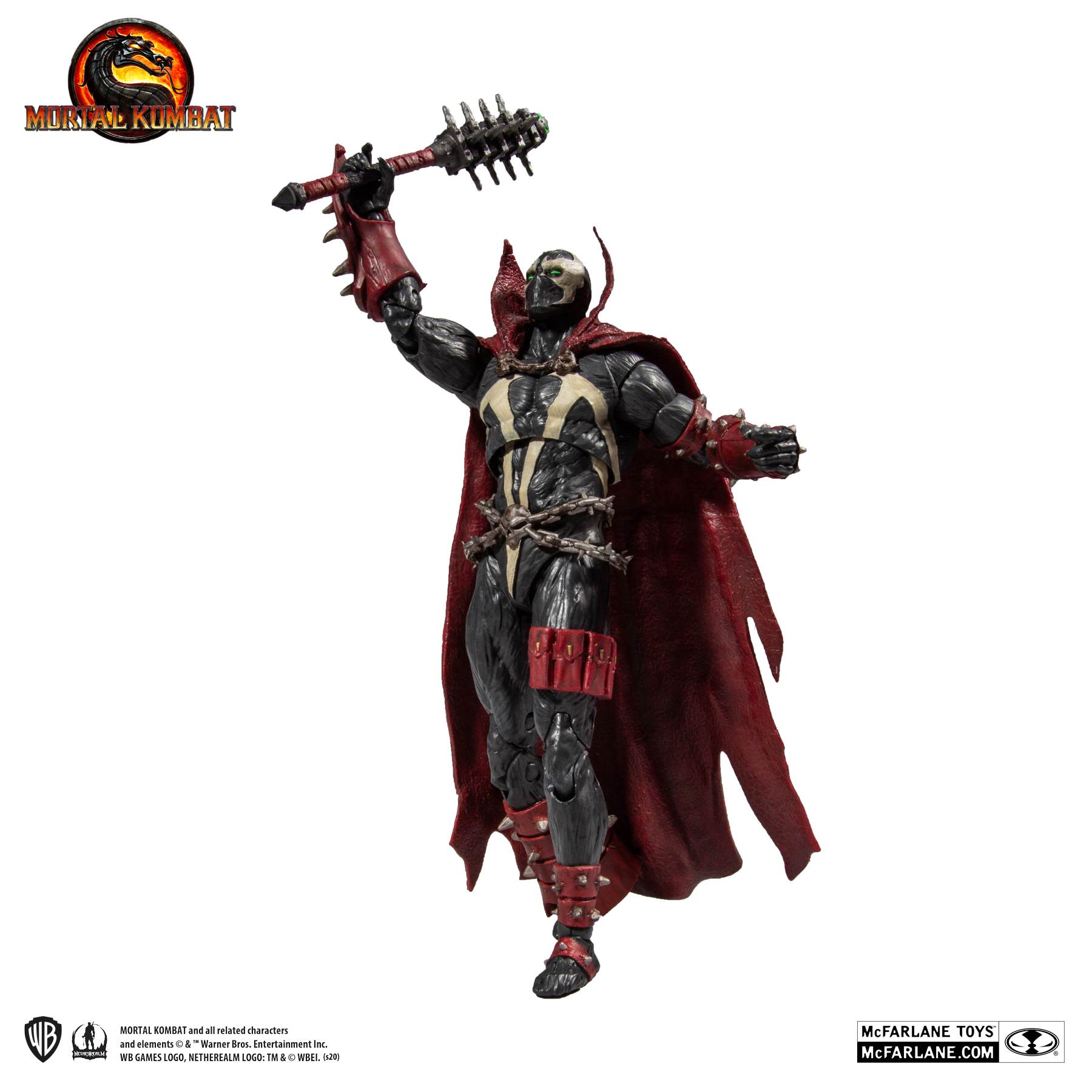 MK11 Spawn with Mace 005