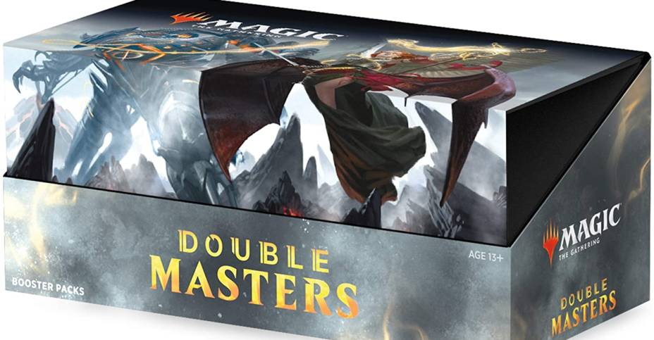 Magic: The Gathering Double Masters with VIP Collector Box ...