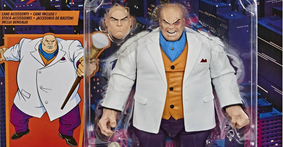 Marvel Legends Retro Kingpin 001
