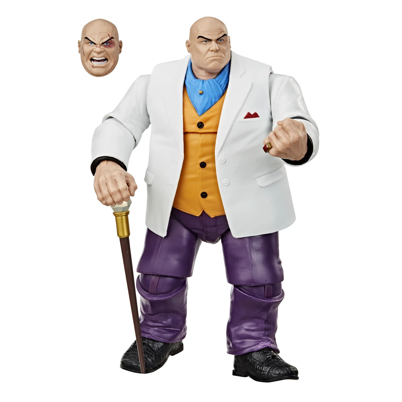 Marvel Legends Retro Kingpin 002