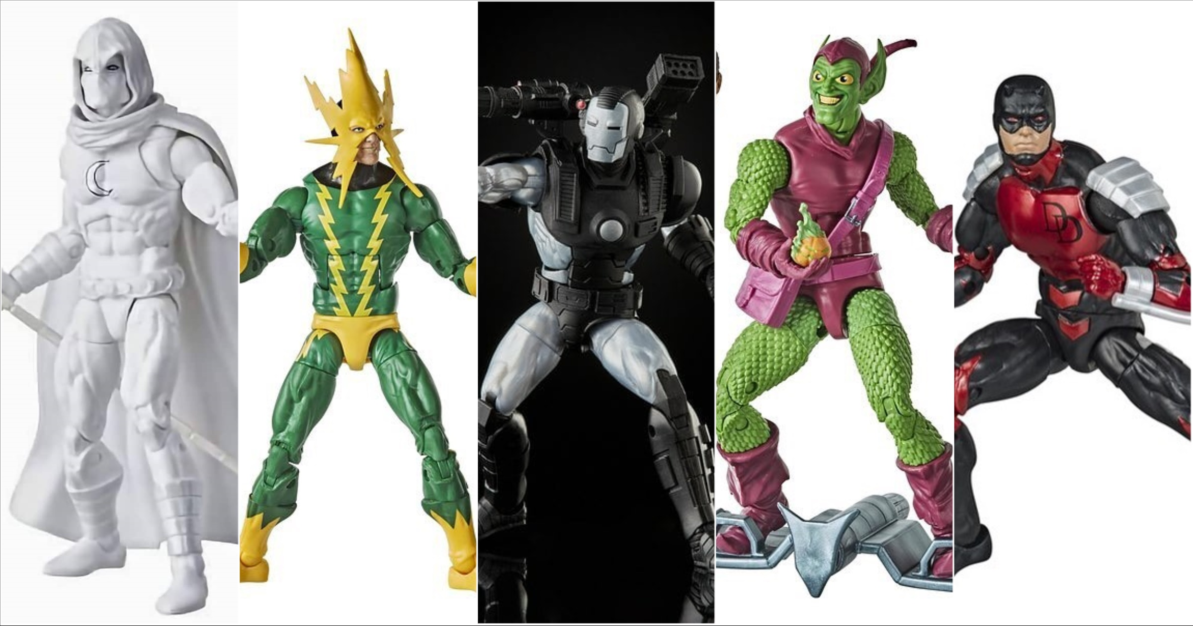 Marvel Legends Spring 2020 Reveals