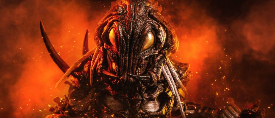 Alpha Predator Ultimate Figure by NECA - Exclusive First Look Photo Shoot