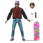 NECA BTTF Ultimate Part 2 Marty McFly