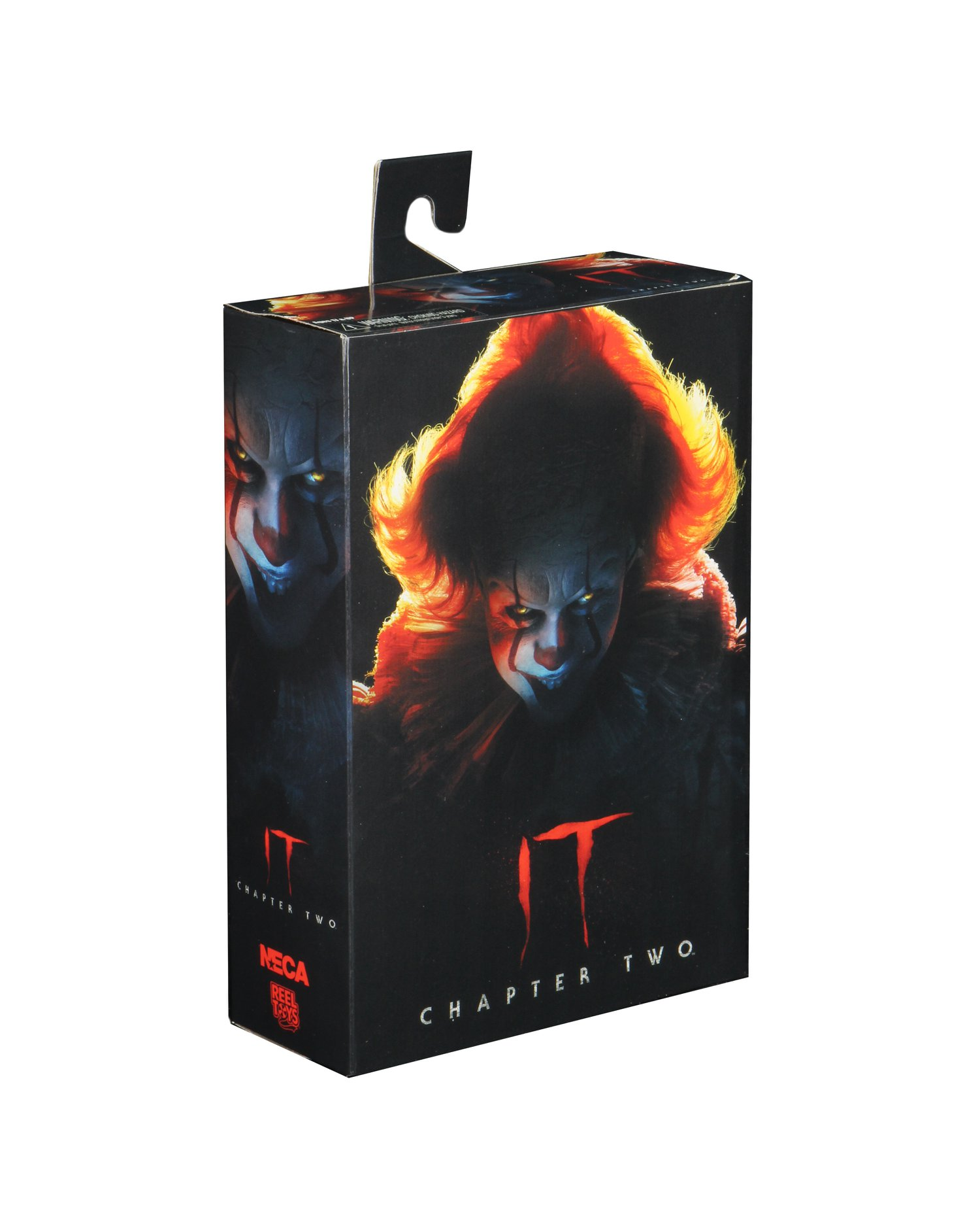 NECA IT Chapter 2 Pennywise Packaging 002