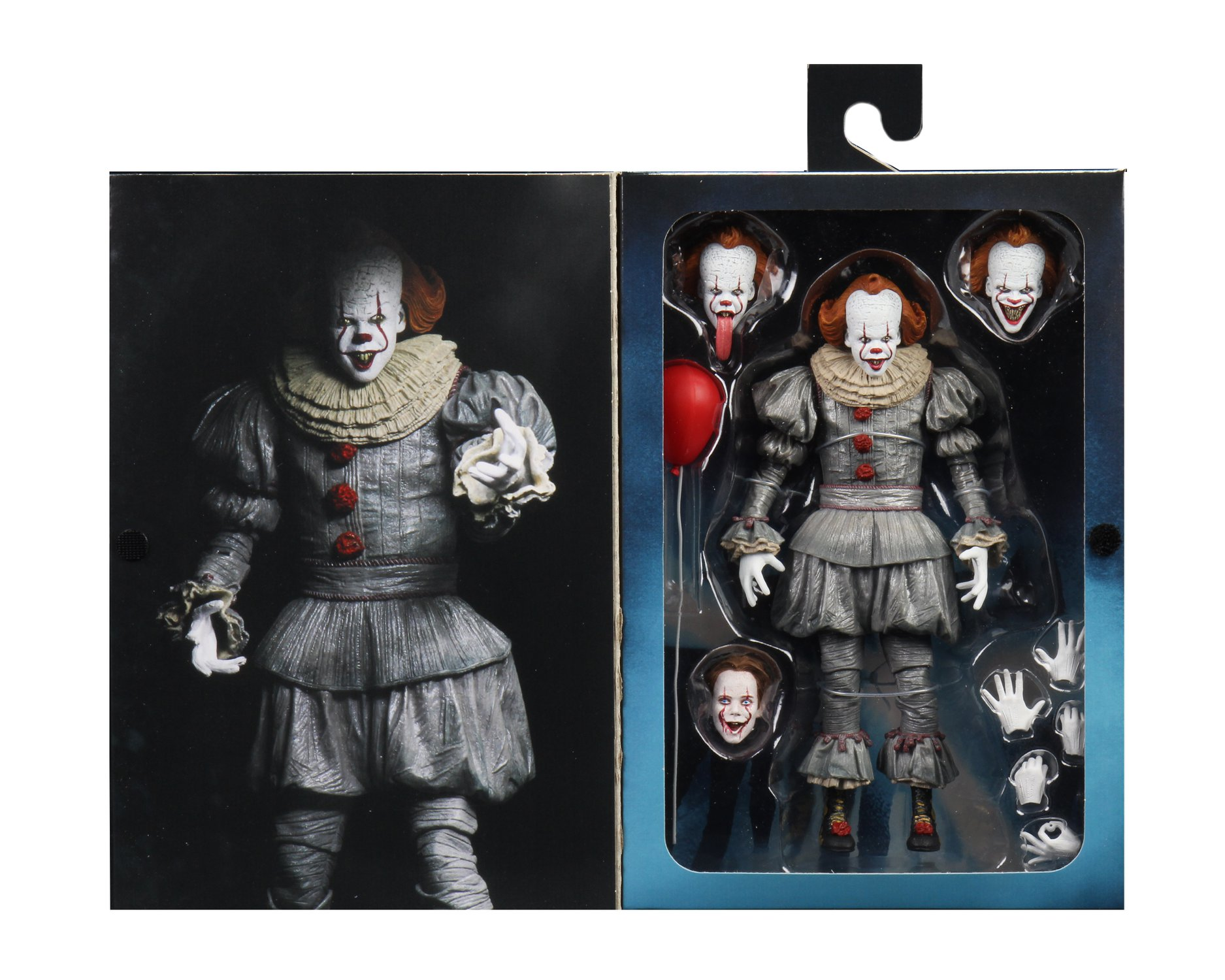 NECA IT Chapter 2 Pennywise Packaging 004