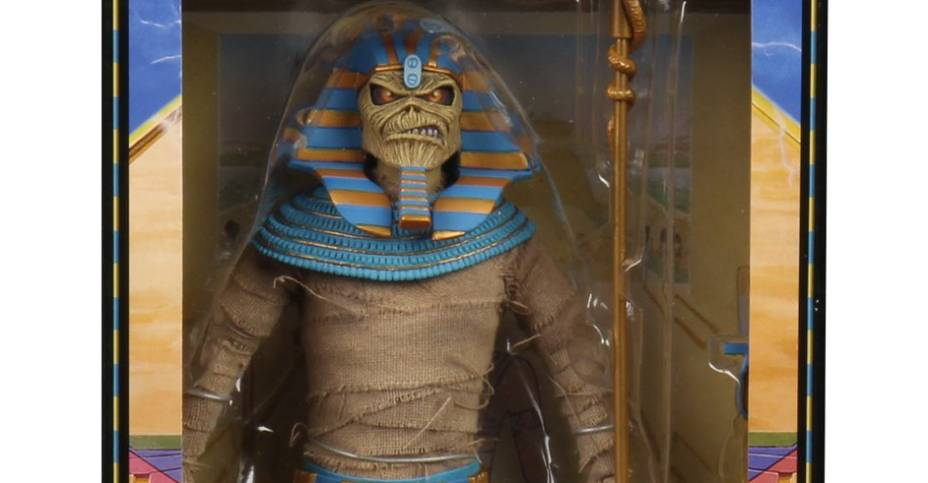 NECA Powerslave Eddie Packaging 001