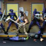NECA TMNT Cartoon Wave 2 Figures 004