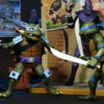 NECA TMNT Cartoon Wave 2 Figures 009