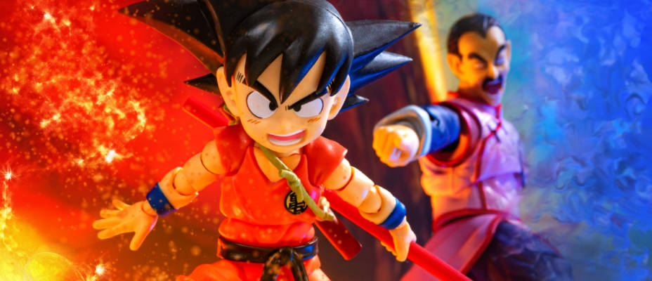 S.H. Figuarts Dragonball Tao Pai Pai Gallery