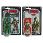 STAR WARS THE BLACK SERIES 6 INCH 4 LOM AND ZUCKUSS Figure 2 Pack in pck 1