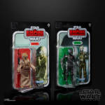 STAR WARS THE BLACK SERIES 6 INCH 4 LOM AND ZUCKUSS Figure 2 Pack in pck 3