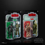 STAR WARS THE BLACK SERIES 6 INCH 4 LOM AND ZUCKUSS Figure 2 Pack in pck 4