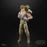 STAR WARS THE BLACK SERIES 6 INCH LUKE SKYWALKER AND YODA JEDI TRAINING DELUXE Figures oop 3
