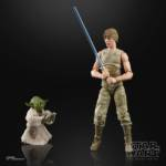STAR WARS THE BLACK SERIES 6 INCH LUKE SKYWALKER AND YODA JEDI TRAINING DELUXE Figures oop 5