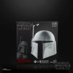 STAR WARS THE BLACK SERIES BOBA FETT PROTOTYPE ARMOR ELECTRONIC HELMET in pck 1