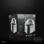 STAR WARS THE BLACK SERIES BOBA FETT PROTOTYPE ARMOR ELECTRONIC HELMET in pck 3