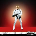 STAR WARS THE VINTAGE COLLECTION 3.75 INCH LUKE SKYWALKER STORMTROOPER Figure oop 2