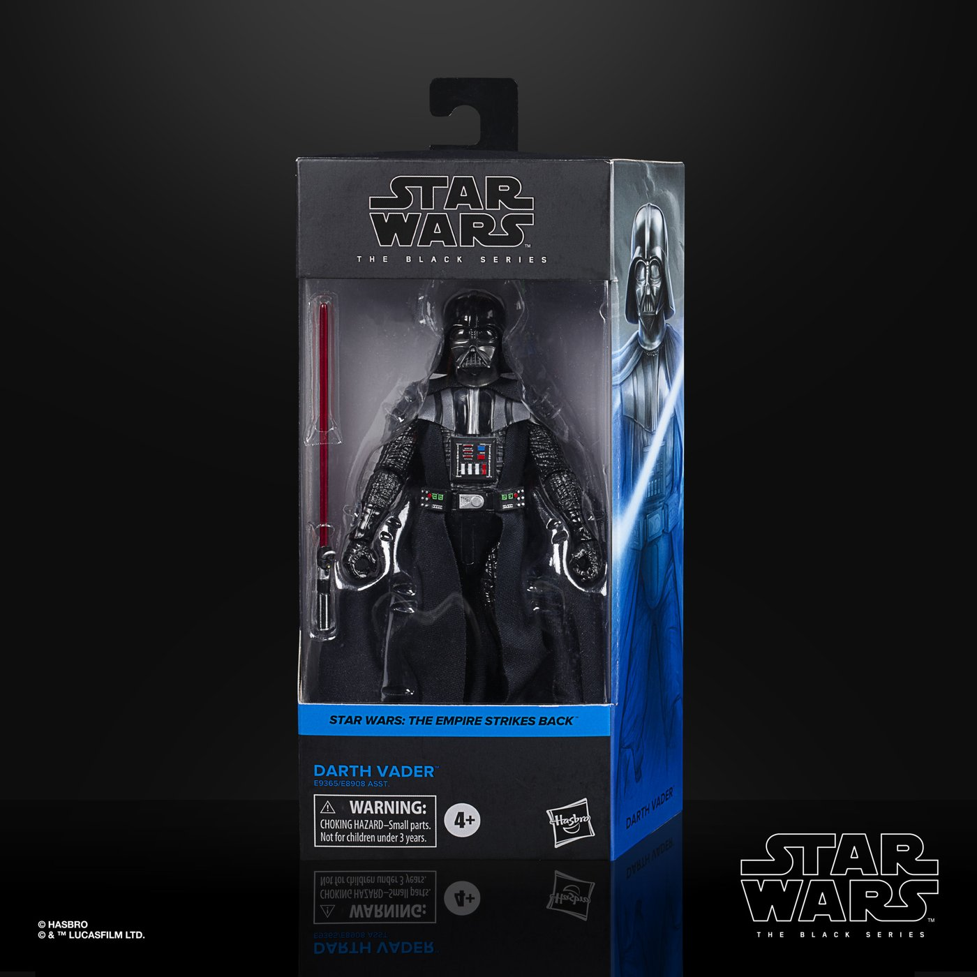 Star Wars Black Series - New Packaging Debuts with Latest ...