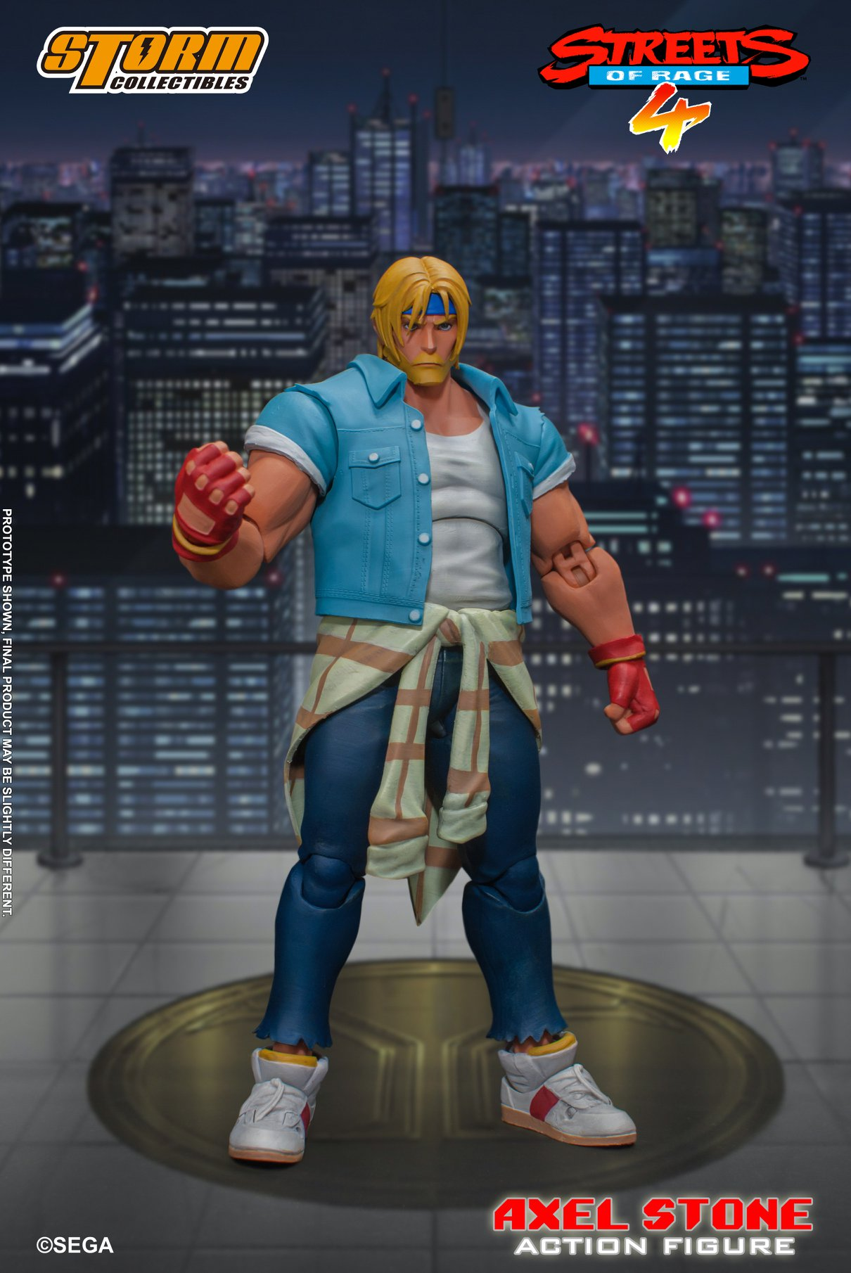 Streets of Rage 4 Axel 001