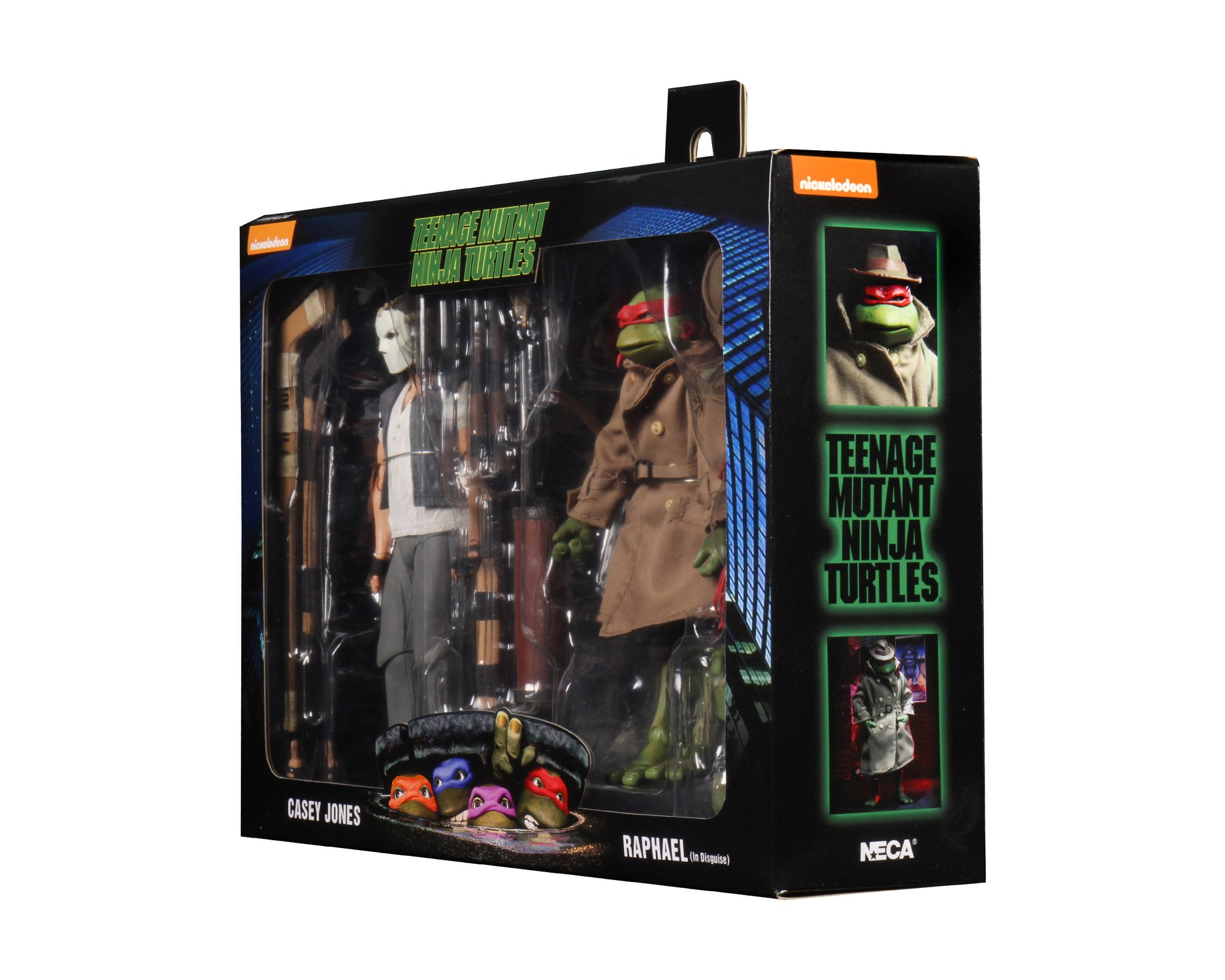 TMNT Casey and Raph 2 Pack 002