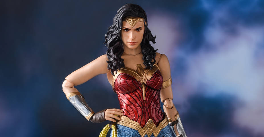 Wonder Woman 84 SH Figuarts 001