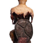 Zombie Holocaust Poster Zombie Bust 005