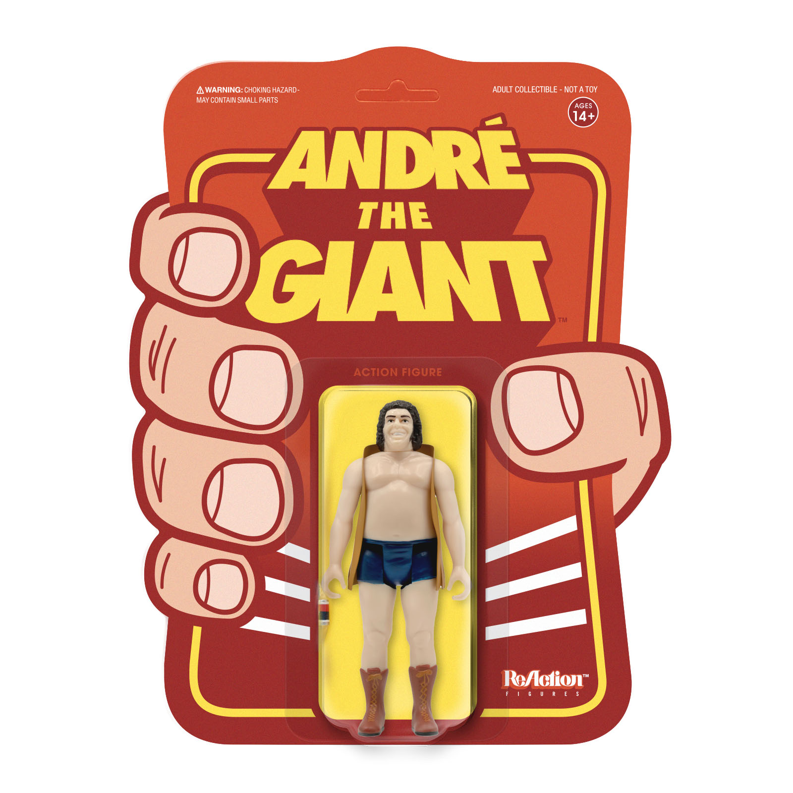 Andre the Giant ReAction Vest 001