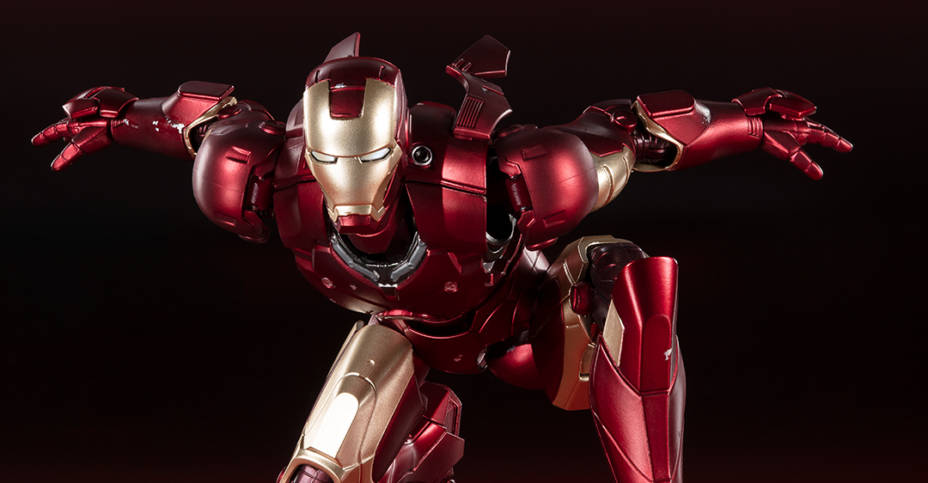 Birth of Iron Man MK3 SH Figuarts 002
