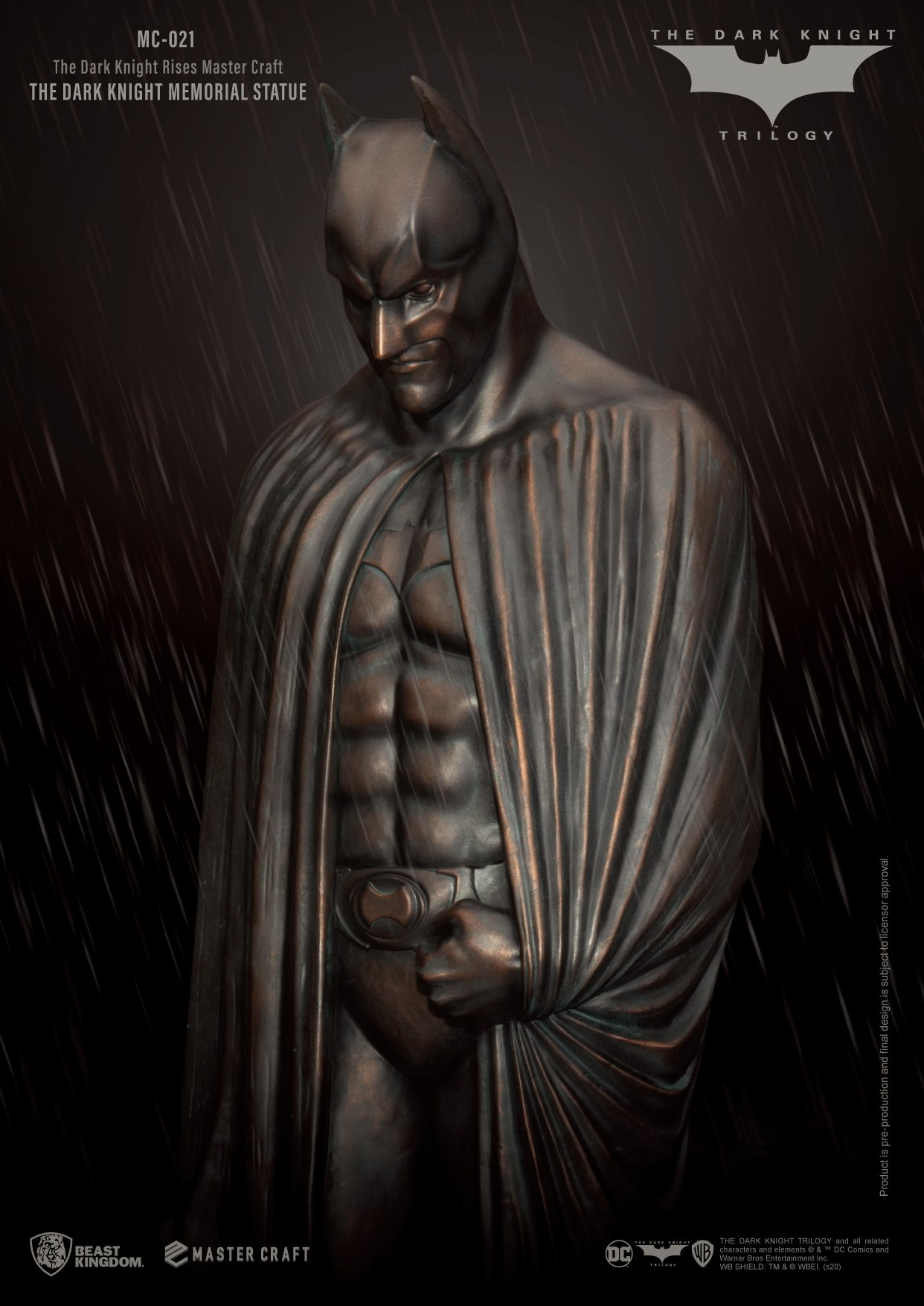 Dark Knight Rises Statue 007