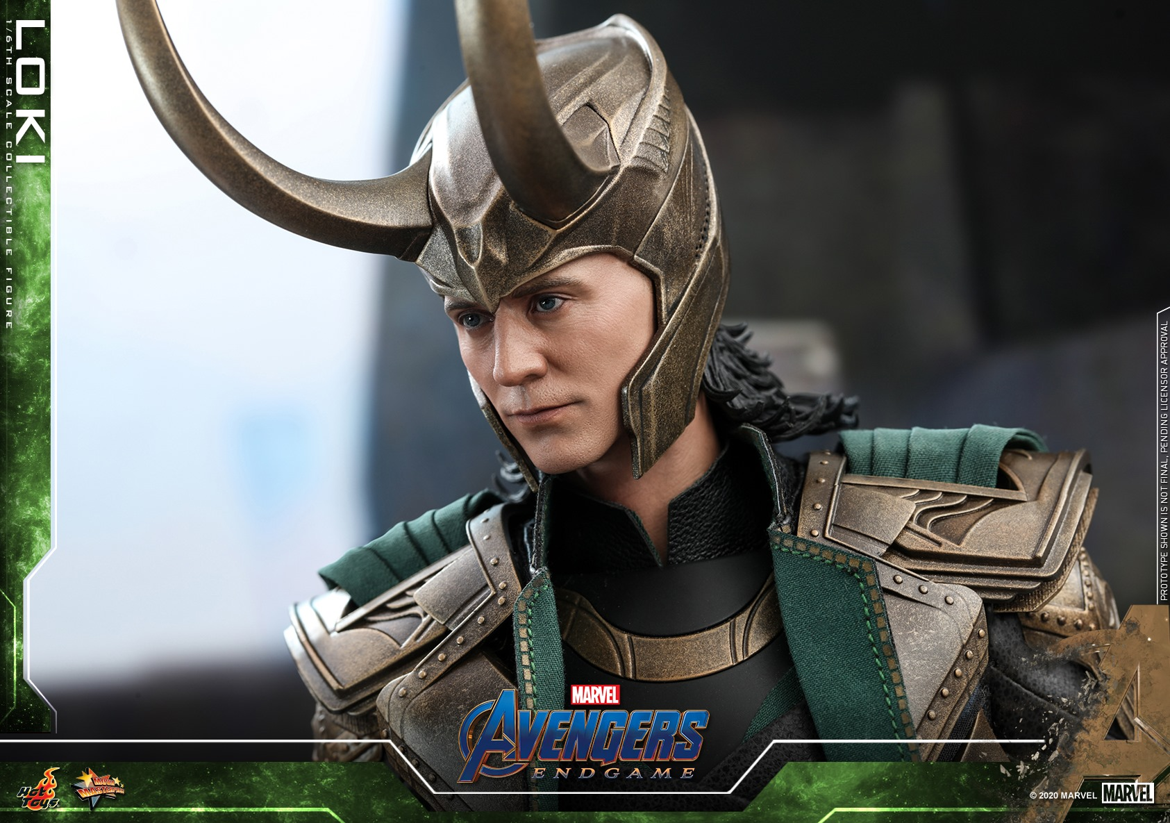 Hot Toys Endgame Loki 003