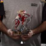Iron Studios Omega Red 014