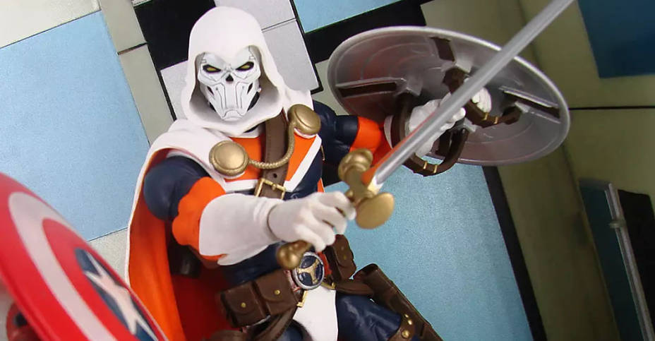 Marvel Select Taskmaster 008
