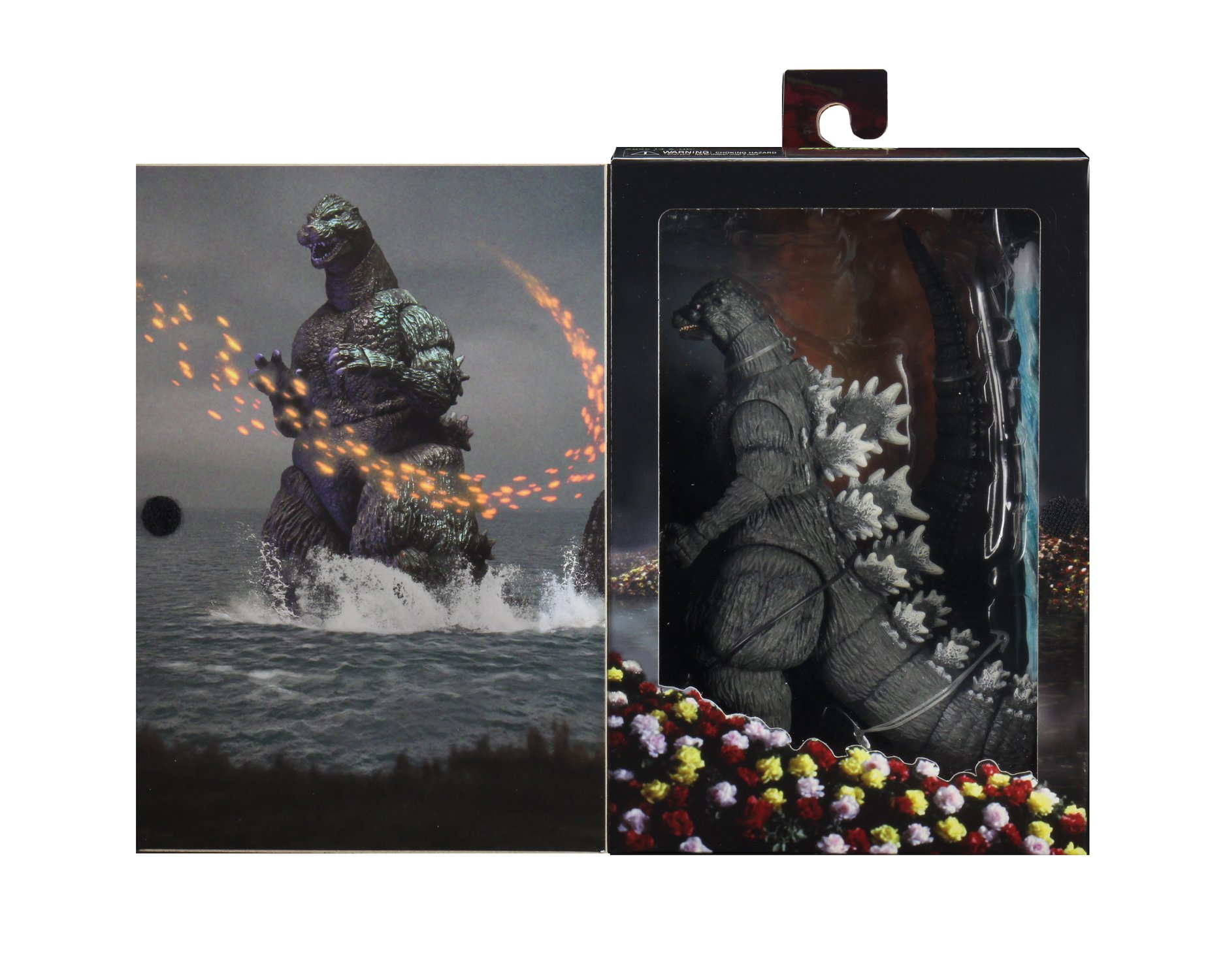 NECA Godzilla 1989 Packaging 004