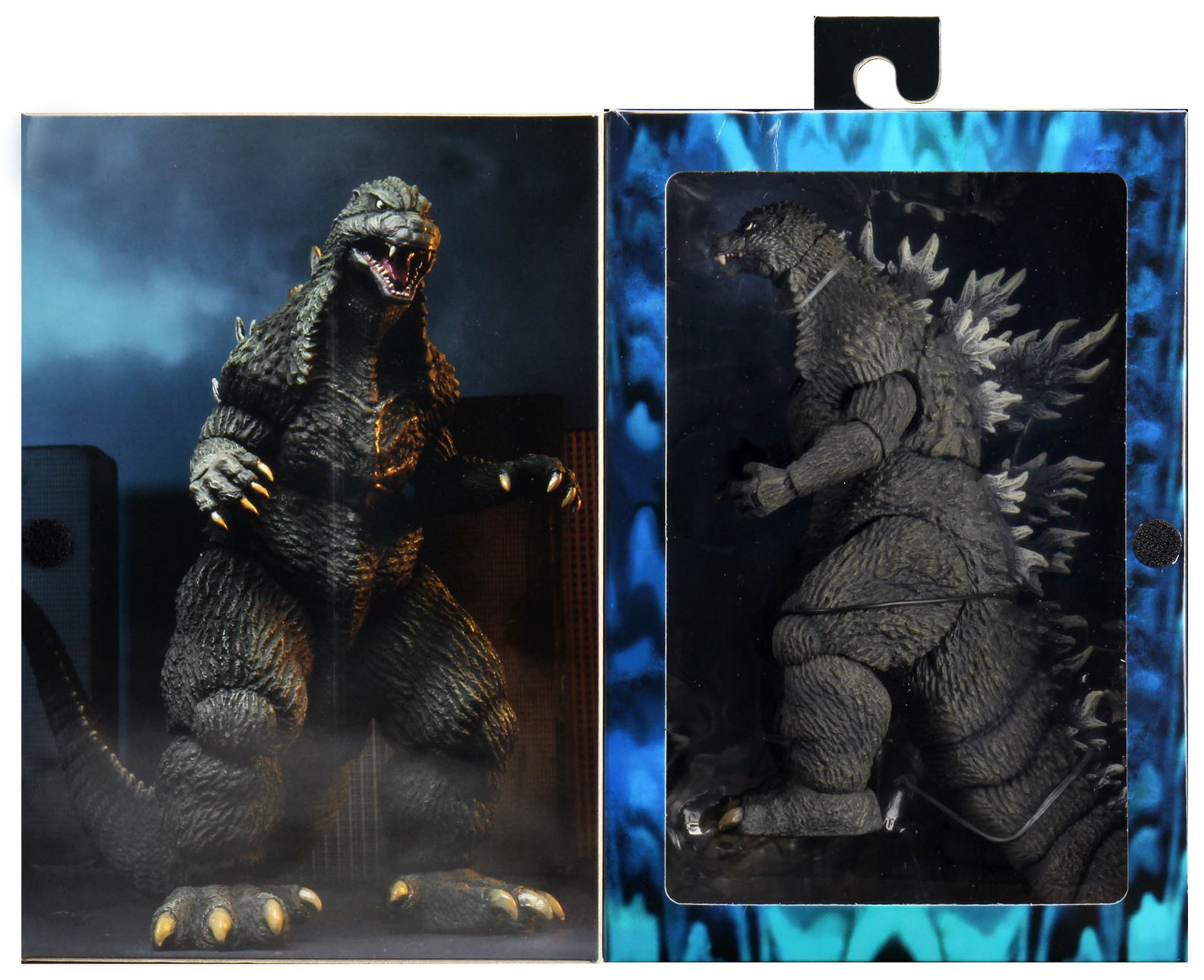 NECA Godzilla 2003 Packaging 004