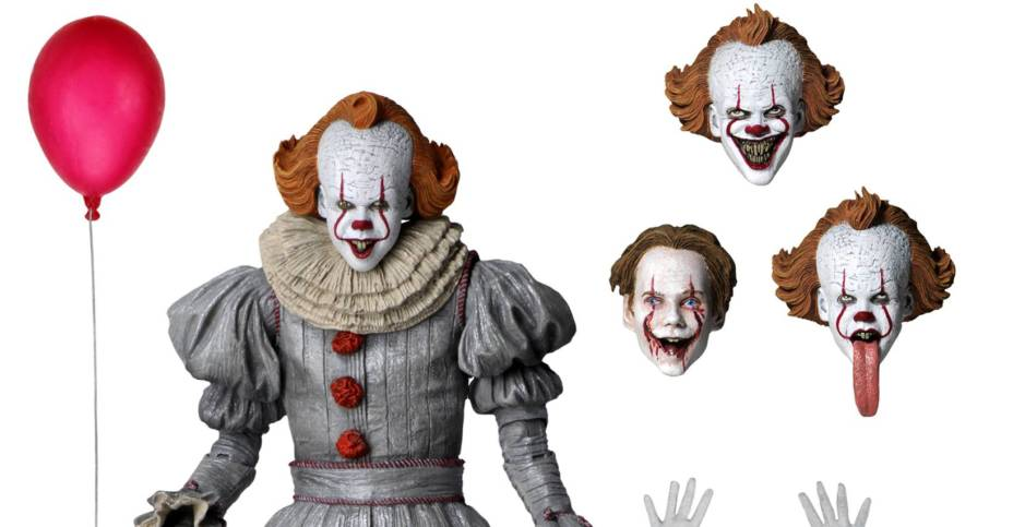 NECA IT 2 Pennywise Released 005