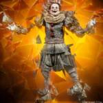 NECA IT 2 Ultimate Pennywise 039