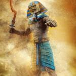 NECA Iron Maiden Powerslave Eddie 015